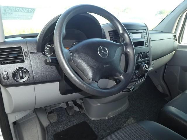 Mercedes-Benz Sprinter 210 cdi l1h1 leer