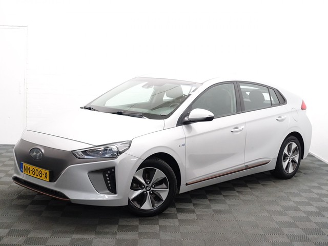 Hyundai IONIQ Premium EV Electric Aut, Leer, Navi, Camera, Led Xenon - 4% bijtelling