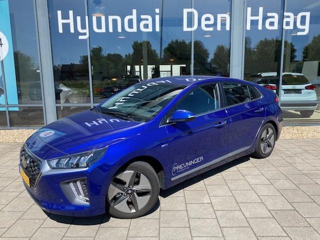 Hyundai IONIQ 1.6 GDi Premium | NAVI | LEDER | 17
