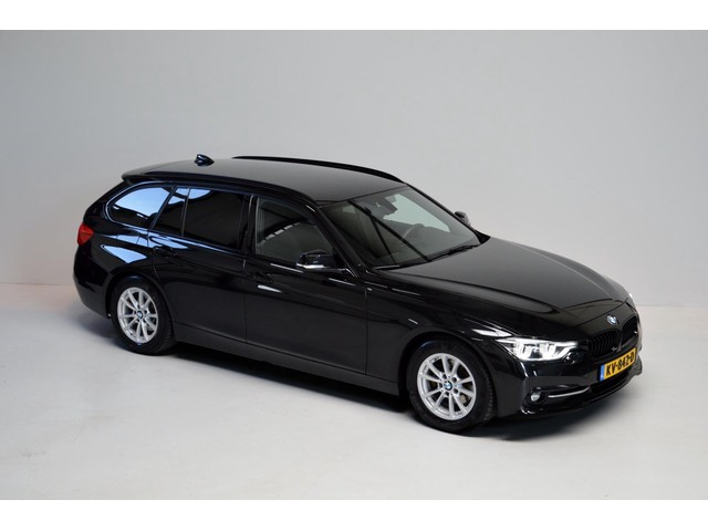 BMW 3 Serie Touring 320d Sport Editon Automaat Shadow-Line Full-Led Leer Org-NL Nieuwstaat