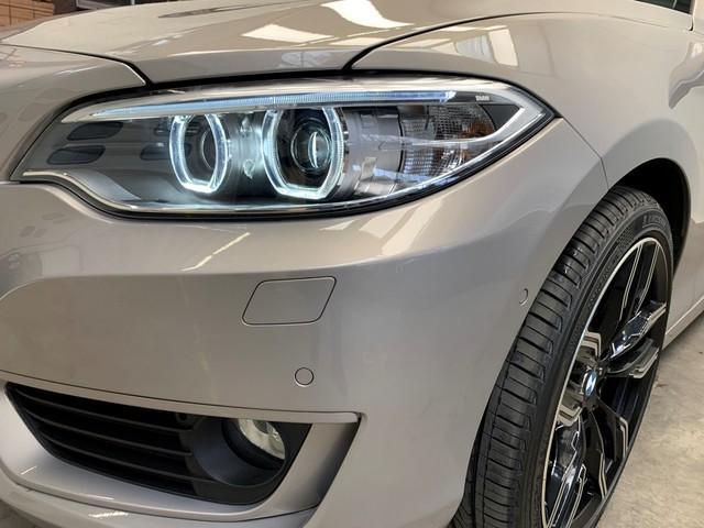 BMW 2 Serie Coupe 220i 184PK Centennial High Executive NAVI-ECC-LMV-PDC-PRIVATE GLASS