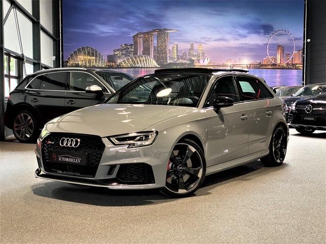 Audi RS3 Sportback 2.5 TFSI RS3 quattro Nardo Fabr. Garantie t m 2023