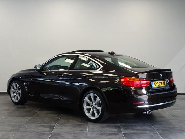BMW 4 Serie Coupe 428i High Executive 245pk! Head-up Bi-Xenon Leder Navigatie
