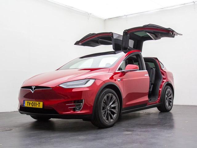 Tesla Model X 75D (Ex. Btw) AutoPilot(AP2) Luchtvering 4WD 20