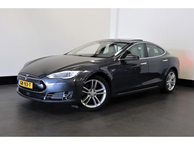 Tesla Model S 85 368 PK | AUTOPILOT | PANO-DAK | LEDER | € 34.950,- Ex.