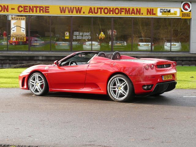 Ferrari F430 4.3 V8 490PK Spider F1-schakeling