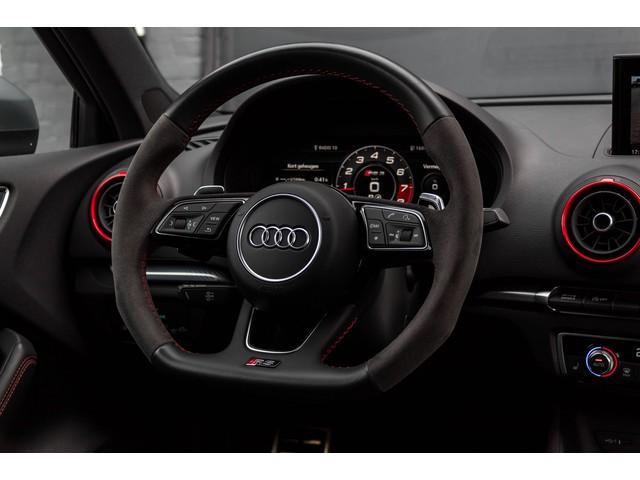 Audi RS3 Sportback 2.5 TFSI Quattro supersportstoelen Keyless Virtual cockpit Camera Nappaleder Aut7