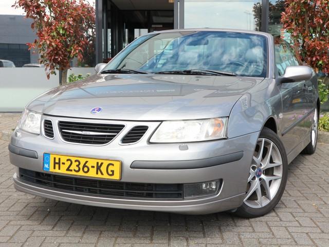 Saab 9-3 Cabrio 1.8t 150 PK Linear AFN TREKHAAK CLIMA LEER