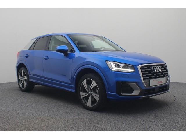 Audi Q2 1.4TFSI 150PK S-tronic #limited All-Inclusive