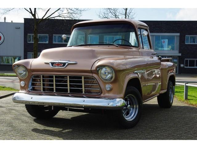 Chevrolet 3100 Chevrolet 3100 Pick up V8 1955 nieuw staat