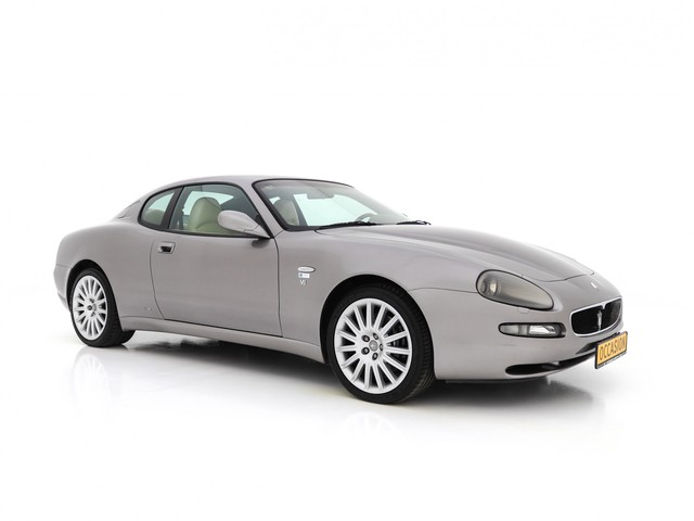 Maserati Coupe GT 4.2 Cambiocorsa F1 Aut *YOUNGTIMER+VOLLEDER+NAVI-PROF+XENON+CRUISE*