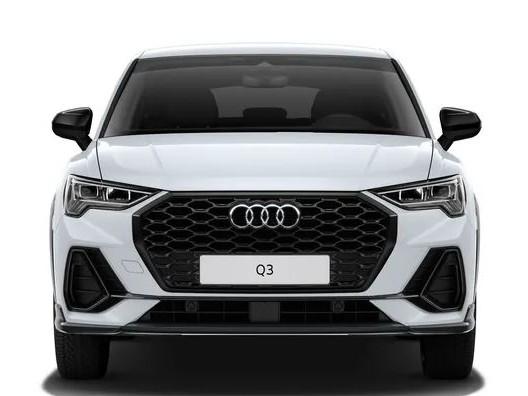 Audi Q3 Sportback Pro Line S 35 TFSI 110 kW   150 pk Sportback 7 versn. S-tronic * B&O SOUND * 19 INCH * PARKEER HULP *