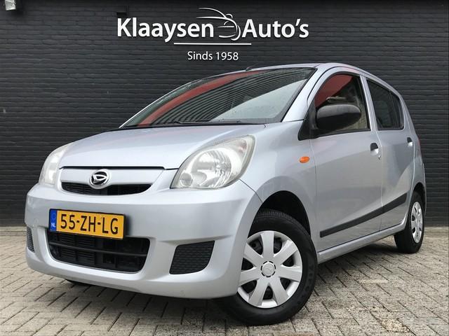 Daihatsu Cuore 1.0 Trend AUTOMAAT | dealer onderhouden | NL auto | 45.000 KM | hoge zit | stootlijsten | radio cd speler