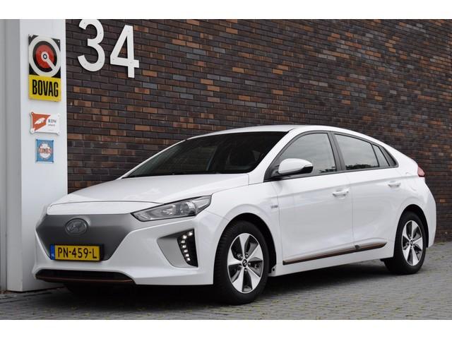 Hyundai IONIQ EXCL.BTW NAVI ECC LMV CRUISE