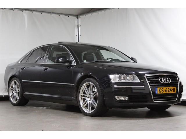 Audi A8 4.2TDi Quattro Pro-Line Schuifdak, Bang & Olufsen, 20