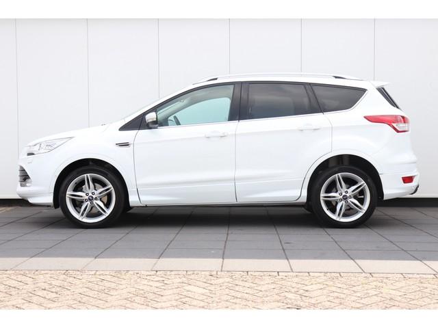 Ford Kuga 1.6 Titanium Plus 4WD | 183 PK | AUTOMAAT | LEDER | CRUISE | CLIMATE | LMV | XENON |