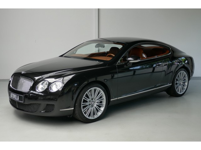 Bentley Continental GT 6.0 W12 GT Speed