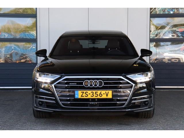 Audi A8 50 TDI Quattro | Pro Line Plus | Matrix-LED koplampen | Panoramadak | Nightview | Luchtvering | BTW-auto