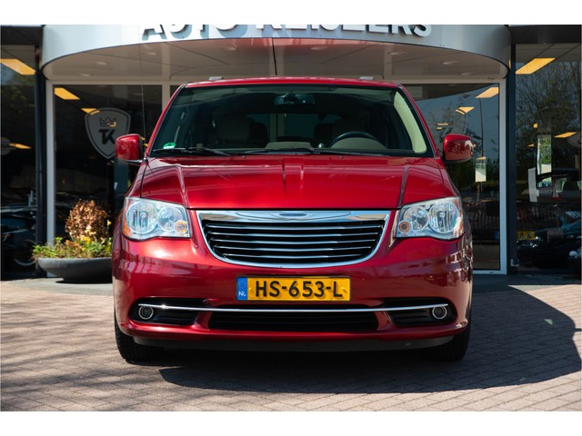 Chrysler Town & Country 3.6 V6 7 Pers. Leer Navi 2x TV Camera