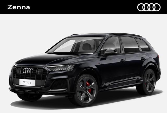 Audi Q7 Competition 60 TFSI e 335 kW   456 pk 8 versn. Tiptronic quattro * BOSE SOUND * ASSISTENTIE PAKKETTEN * PANORAMADAK *