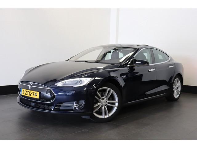 Tesla Model S 85 368 PK    AUTOPILOT   PANO-DAK   € 29.950,- Ex.