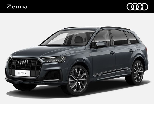 Audi Q7 Pro Line S 55 TFSI e 280 kW   381 pk 8 versn. Tiptronic quattro * ASSISTENTIE PAKKKETEN * PANORMADAK * BOSE SOUND *