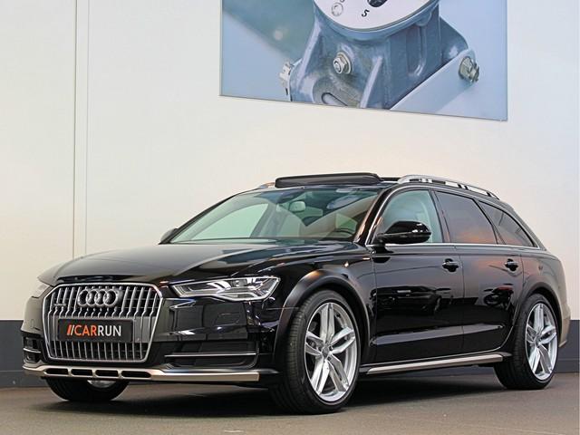 Audi A6 Allroad 3.0 TDI PANORAMA LUCHTVERING MMI+ CAMERA QUATTRO ISOLATIEGLAS E-ACHTERKLEP