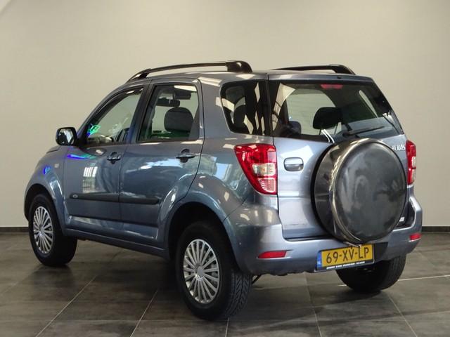 Daihatsu Terios 1.5-16v Expedition 2WD Automaat Airco Lmv