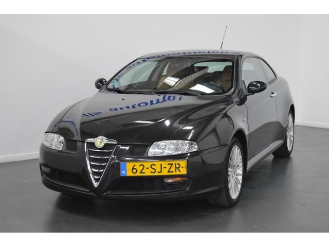 Alfa Romeo GT 2.0 JTS Distinctive Leder interieur, airco