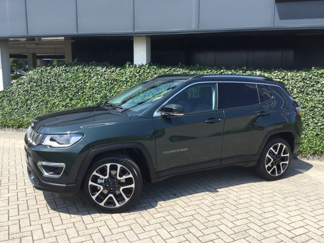 Jeep Compass 1.3T 130 Limited MY20