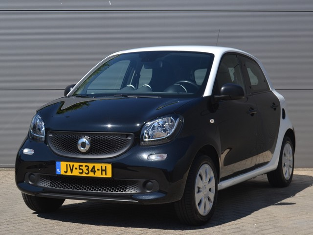 Smart Forfour 1.0 Pure, Airco, Cruise, Radio Cd-speler.