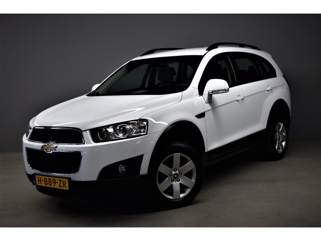Chevrolet Captiva 2.4i 168pk LT 2WD 7 persoons Clima Audio Lmw T.haak Pdc 106dkm