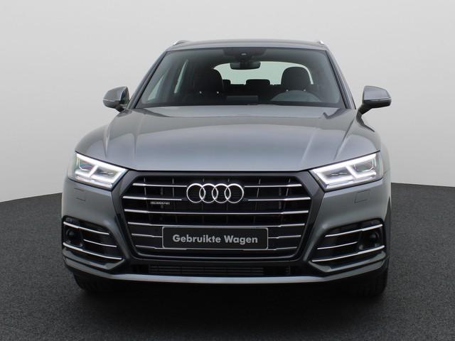 Audi Q5 55TFSiE 252PK quattro Competition · Luchtvering · Leder · Matrix LED