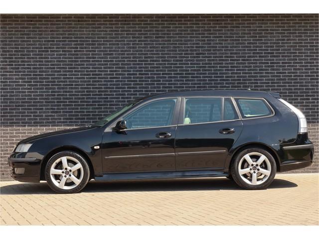 Saab 9-3 Sport Estate 1.8t Linear Sport | Leder | 17'' LM |