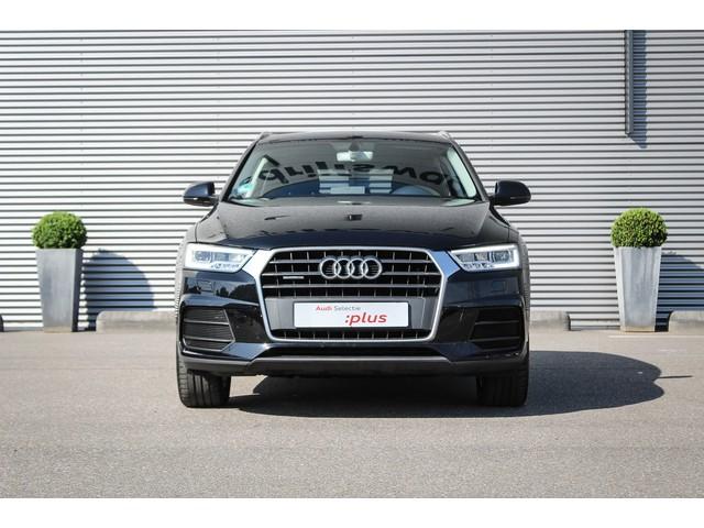 Audi Q3 Quattro 2.0 TDI 150pk S-tronic Navigatie LED koplampen Cruise control Radio Parkeersensoren achter