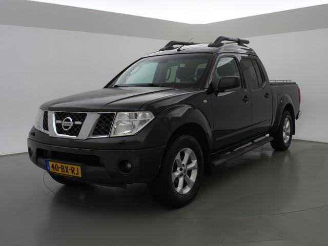 Nissan Navara 2.5 DCI 174 PK 4WD DOUBLE CAB AUT. + NAVIGATIE