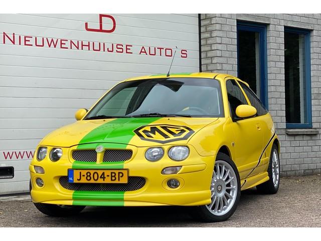 MG ZR 1.8 160 1e eigenaar, 46.987km, NAP Carpass!