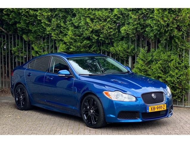Jaguar XFR 5.0 V8 S C Full-option, 510pk Supercharged