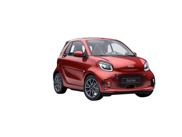 Smart Fortwo cabrio EQ Comfort PLUS