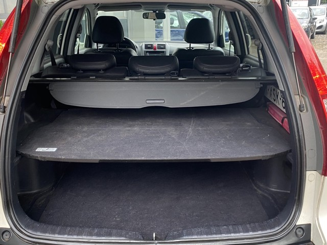 Honda CR-V 2.2D Executive (bj 2010) Navi,Trekhaak,Leer,Panodak (2008) Dealer onderhouden