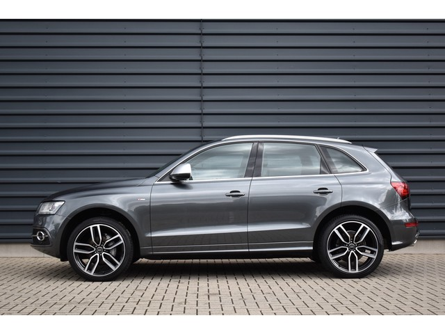 Audi Q5 2.0 TDI quattro S Edition | Dealer-Onderhouden | Navigatie | 21