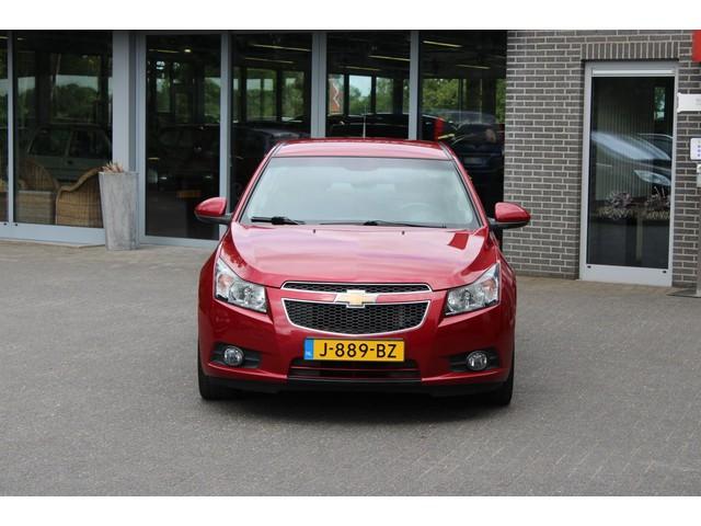 Chevrolet Cruze 1.8 LTZ Navi Clima Cruise Incl Afleveringskosten!!