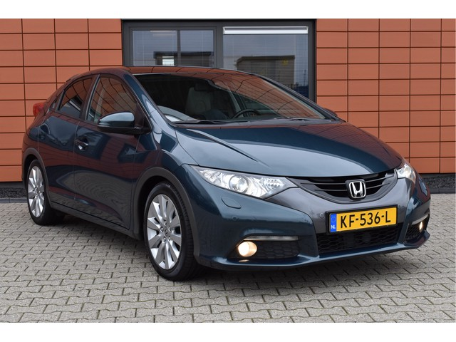 Honda Civic 2.2D Executive Business Leder Panoramadak Navi Camera