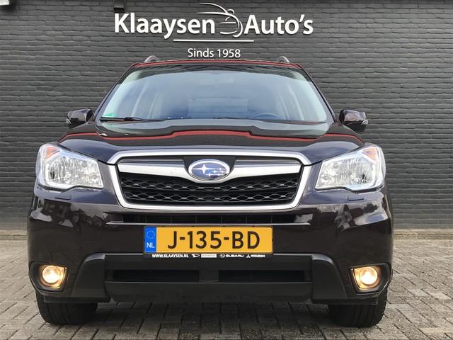 Subaru Forester 2.0 Comfort AWD AUTOMAAT | 1e eigenaar | dealer onderhouden | trekhaak 2000 kg | achteruitrijcamera | X-mode