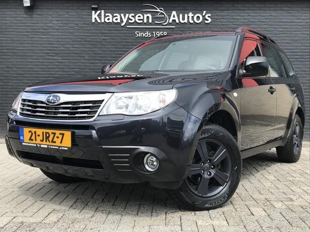 Subaru Forester 2.0 Comfort AWD | 2e eigenaar | dealer onderhouden | trekhaak 2000 kg | cruise control | NL auto