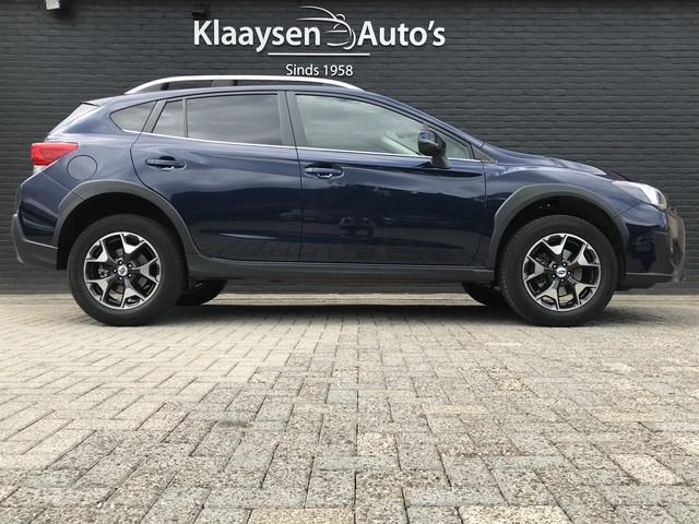 Subaru XV 1.6i Premium AWD AUTOMAAT | 1e eigenaar | dealer onderhouden | eyesight | schuif kanteldak | navigatie | leder | adapt. cruise c