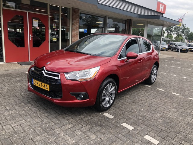 Citroen DS4 1.6 THP So Chic automaat