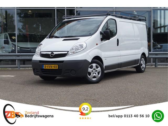Opel Vivaro 2.0 CDTI L2H1 Selection EcoFLEX Zeer lage kilometerstand, Eerste eigenaar, Sortimo inrichting