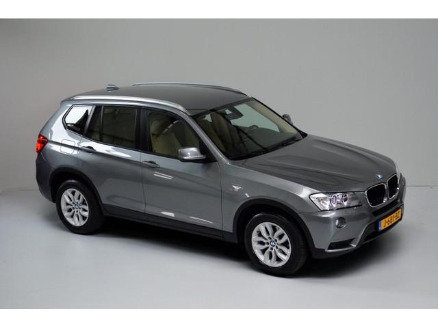 BMW X3 XDrive20i High Executive Automaat 1e-Eigenaar Leer Navigatie Xenon Nieuwstaat