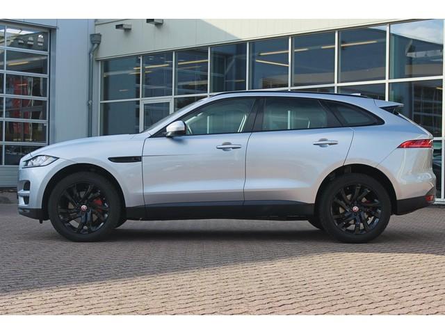 Jaguar F-Pace 20d 180pk AWD Aut Prestige BLACK PACK   ADAPT CRUI SE CONTROL